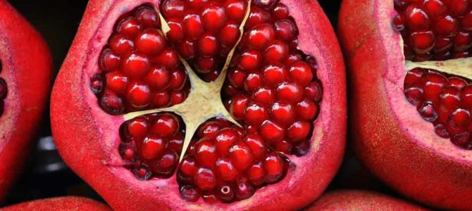 Cure Defective Intestinal Barrier - Pomegranates may help with chronic intestinal discomfort
